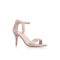 Carvela - Pink 'Kollude' High Heel Sandals