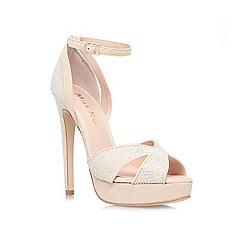 Miss KG - Nude 'Ella' high heel sandal