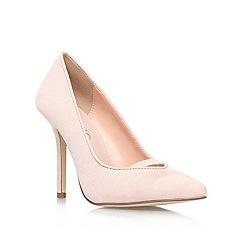 Miss KG - Nude 'Adara' high heel court shoe