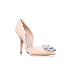Miss KG - Nude 'Evelyn' high heel court shoe