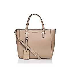 Carvela - Bone 'Danna' mini winged tote