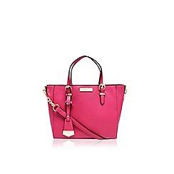 Carvela - Fushia 'Danna' winged tote handbag