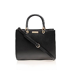 Carvela - Black 'darla structured tote' bag