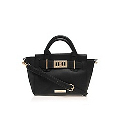 Carvela - Black 'Demi' mini belted bag