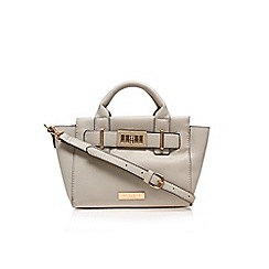 Carvela - Cream  'Demi' mini belted bag