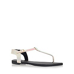 Miss KG - Other 'Rue' flat toe thong sandal
