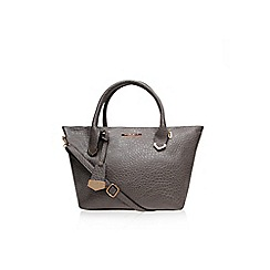 Carvela - Grey 'Cheris Medium Tote' Bag