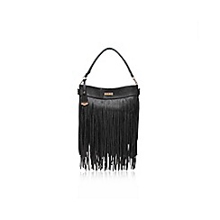 Carvela - Black 'Cat tassel hobo' bag