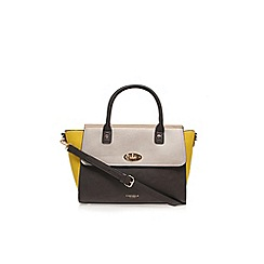 Carvela - Grey 'Candis Winged Tote' Bag