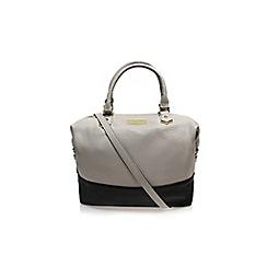Carvela - Blk/ grey 'Carys' slouch bag