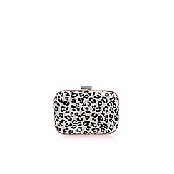 Miss KG - Multi 'Hana' clutch bag