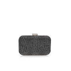 Carvela - Black 'Davina 2' clutch bag