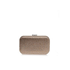 Carvela - Bronze 'Davina 2' clutch bag