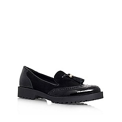 Carvela - Black 'Laundry' Lace up