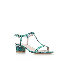 Carvela - Turq other 'Suki' low heel sandal
