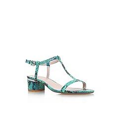 Carvela - Turq other 'Suki' low heel sandal