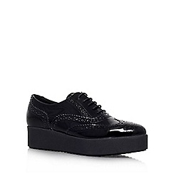 Carvela - Black 'Leslie' Lace up