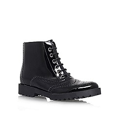 Carvela - Black 'Success' Lace up boot