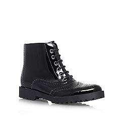 Carvela - Black 'Success' Lace up boot