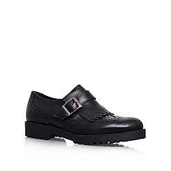 Carvela - Black 'Labour' Lace up