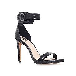 Vince Camuto - Black 'Farella' High heel sandal