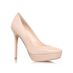 Vince Camuto - Nude 'Niomi' High heeled court shoe