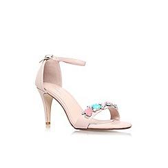 Carvela Comfort - Nude 'Kennedy' high heel sandal