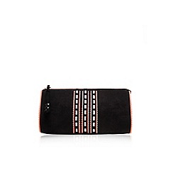 Miss KG - Black 'Hector' clutch bag