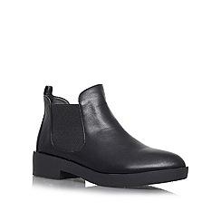 Carvela - Black 'TAMBO' Flat pull on ankle boot