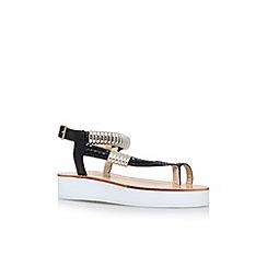 Carvela - Black 'Klip' sandal