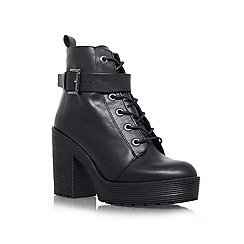 Carvela - Black 'Sweep' Ankle boot