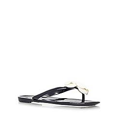 KG Kurt Geiger - Black 'Marbs' sandal
