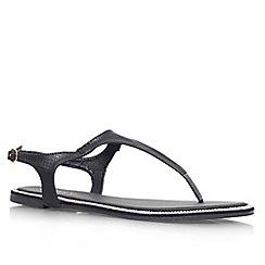 Lipsy - Black 'Mimi' flat sandal