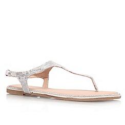 Lipsy - Nude 'Mimi' flat sandal