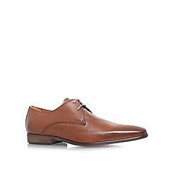 KG Kurt Geiger - Tan 'SOBERS' Flat lace up formal shoe