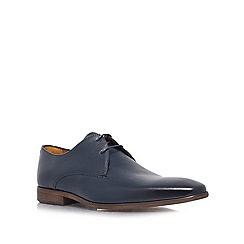 KG Kurt Geiger - Navy 'Sobers' formal lace ups