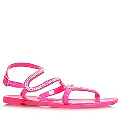 Lipsy - Pink 'Michelle' flat sandal