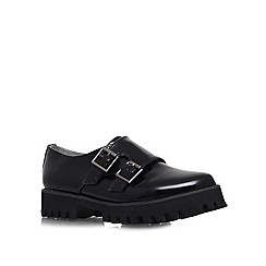 Miss KG - Black 'Nadene' Slip-on Shoe