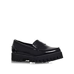 Miss KG - Black 'Nikki' Slip-on Shoe