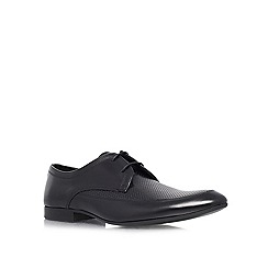 KG Kurt Geiger - Black 'Holding' formal lace ups
