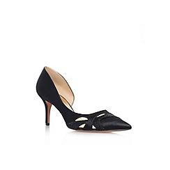 Nine West - Black 'Kabarda2' high heel court shoe
