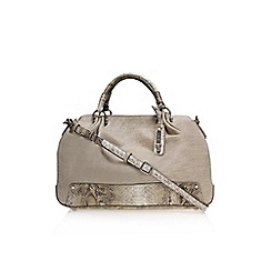 Nine West - White 'Fresh folds sat' handbag