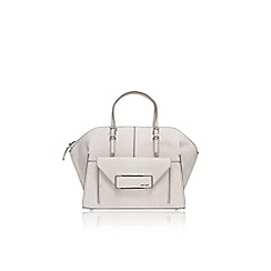 Nine West - White 'Helena' satchel handbag