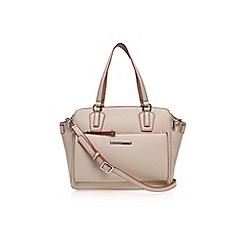 Nine West - Brown 'Zip n go tote' handbag