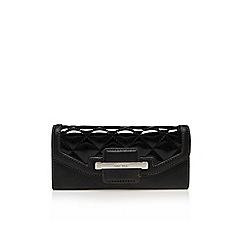 Nine West - Black 'Slice slg wallet' clutch bag