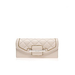 Nine West - Brown 'Slice slg wallet' clutch bag