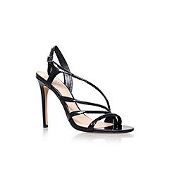 Vince Camuto - Black 'Tiernan' high heel strappy sandal