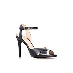 Vince Camuto - Black 'Soliss' high heel strappy sandal