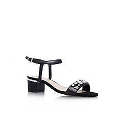 Carvela - Black 'Safia' low heel sandal