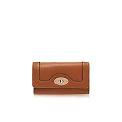 Carvela - Tan 'Felix' lock wallet